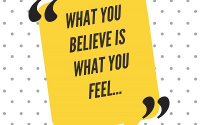 What you Believe